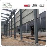Preiswertes helles Stahlrahmen-Werkstatt-vorfabriziertlager