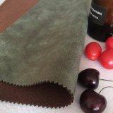 Fornitore impresso del tessuto della pelle scamosciata per il sofà