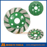 "4 ""Diamond Cup Wheels for Polishing"