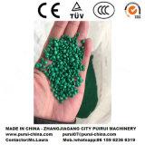 Macchina di granulazione a due fasi di plastica economizzatrice d'energia per la pelletizzazione della pellicola del PE