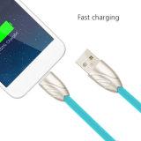 Forte de poissons colorés à bon marché Connecteur USB câble de données de Pattern pour Android