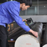 Aço do molde D2 CR12Mo1V1 SKD11 1.2379 Barra de aço