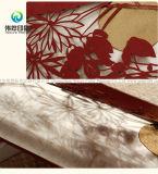 2018 El papel de Arte Moderno diseño, impresión de alta calidad de la Tarjeta de Invitación de boda China