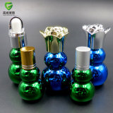 Placcare Zucca-Come la bottiglia di olio essenziale di colore