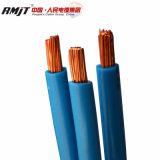 Câblage cuivre isolé par PVC lourd