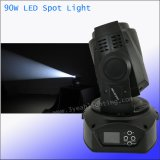beweglicher Kopf des Hochzeit90w gobo-Punkt-LED für Hochzeit/Parteien