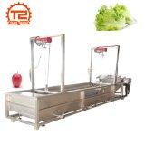 Máquina da lavagem e da limpeza da bolha do vegetal e da fruta