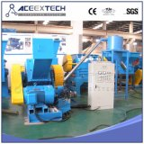 Machine en plastique de production de broyeur de pipe de PVC