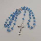 Самоцветный каменный католический Rosary (IO-cr417)