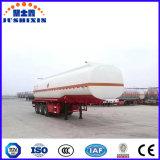 トラックのトレーラーの製造業者からの40m3 3車軸炭素鋼の燃料のタンカーのトレーラー