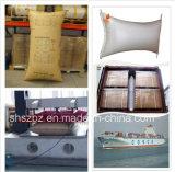 Bolsos de aire del balastro de madera del papel de Kraft para el envío