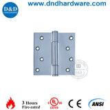 Ss 304 дверной петли для металлических дверей с UL