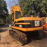 30 excavatrice lourde de tracteur à chenilles utilisée de chat de machines de construction de tonne par 330bl
