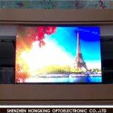 Pantalla de interior de la echada LED de HD P1.875 Gaomi pequeña