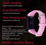 Volgen van de Armband van Bluetooth van de Armband Bluetooth van de Pedometer van de Fitness van de manchet het Intelligente Slimme V3.0 Slimme/van de Slaap van Sporten