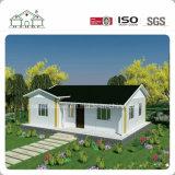 中国の鉄骨構造デザインプレハブの構築の別荘の建物の家