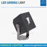 Janela de LED de exterior das luzes à prova de luz da janela de 8 W
