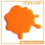 昇進のギフト(YB-LY-CM-05)のためのカスタムシリコーンのコップのマット