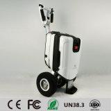 ذكيّة [فولدبل] كهربائيّة درّاجة ثلاثية حركيّة [سكوتر], كهربائيّة يعجز عربة لأنّ بالغ