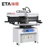 Halb automatische SMT Schablone-Drucker-Fabrik-Lötmittel-Pasten-Drucken-Maschine (P12)