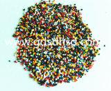 Batch matrice di colore grigio di plastica dei granelli per l'iniezione o il colpo