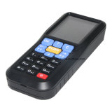 Лазерный сканер 1d беспроводной приемник емкость для сбора данных КПК с большой объем памяти для системы POS с маркировкой CE и FCC/RoHS (ICP-EC6)