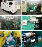 100kVA Biogasのガスの発電機の開いたタイプ自然なGas/LPGの発電機セット