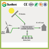 48V5kw weg Rasterfeld-Ausgangsvom solarinstallationssatz-Sonnenkollektor-Energie-Stromnetz