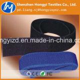 ナイロン耐久財の調節可能な伸縮性があるループヴェルクロ締める物テープ