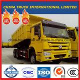 Sinotruk HOWO 371HP 10 Vrachtwagen van de Stortplaats van Wielen de Zware
