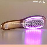 Использования в домашних условиях 3 в 1 Laser++электрического тока светодиодный индикатор роста волос гребень