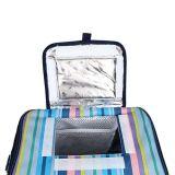 卸し売り600dアルミホイルの絶縁された熱昼食のクーラー袋