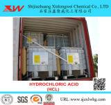 Acido cloridrico 31% 32% 33% 34% 35% 36% 37% del grado industriale dell'HCl