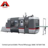 Máquina de termoformado automática para bandeja de plástico