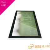 32 Signage vertical d'affichage à cristaux liquides Digitals de contact de totem de pouce