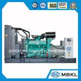 Gruppo elettrogeno diesel industriale resistente di potere 1MW 1000kw/1250kVA di Cummins Kta50-G3 grande