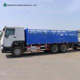 小型10tonガラス繊維の閉鎖4X4自転車の貨物トレーラトラック