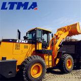 Prezzo industriale del caricatore di tonnellata Zl50 Weel di alta qualità 5 della Cina