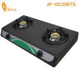 2 stufa Jp-Gc206 del fornello di gas del favo dell'acciaio inossidabile di lunghezza dei bruciatori 710/gas