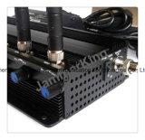 8 Antenas de interferência de alta potência, Bloqueador de WiFi Celular Interferidor de Alta Potência