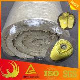 Thermische Wärmeisolierung-Material-Basalt-Felsen-Wolle-Zudecke für Heizungs-Wasser-System