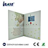 2.8 بوصة [لكد] مرئيّة منتوج ترقية بطاقة مع [128مب] [300ما]