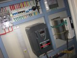 Cadena de producción de máquina de enrollamiento del vaso de la máquina FRP GRP del tanque de FRP GRP