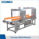 Detetor de metais industrial do bom túnel do dobro do efeito da deteção
