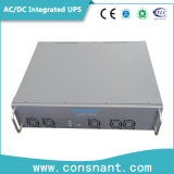 UPS Integrated de DC/AC com bateria Rack-Mounting