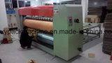 Máquina que corta con tintas de la impresión de la cartulina acanalada del uso de la impresora del papel de nueva tecnología