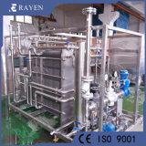 SUS316L 주스 격판덮개 살균제 Uht 살균제 증기 살균 기계