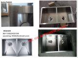 Dispersore Handmade per la cucina da acciaio inossidabile con Cupc