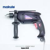 710W электрическая дрель вращающийся ручного инструмента просверлите (ID008)