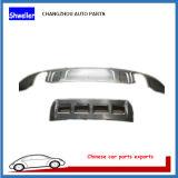 Placa abundante para o aço inoxidável 2009 de Audi Q5 2010 2011 2012